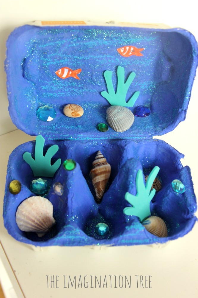 Egg-carton-ocean-craft-666x1000