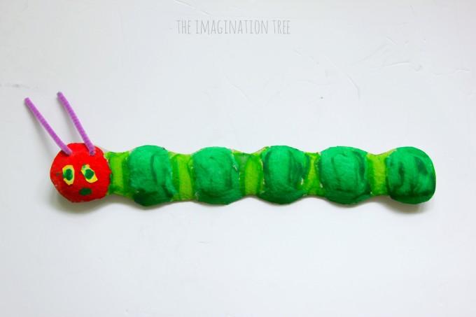 Fruit box hungry caterpillar