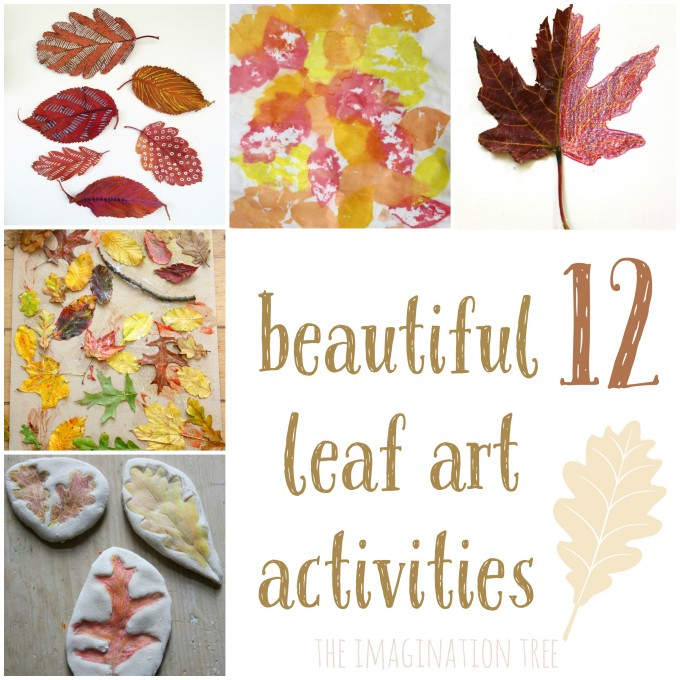 12 Autumn leaf art activities for kids