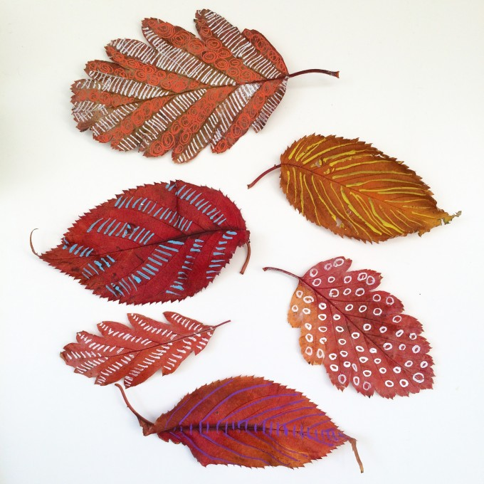 12 Autumn Leaves Art Activities - The Imagination Tree