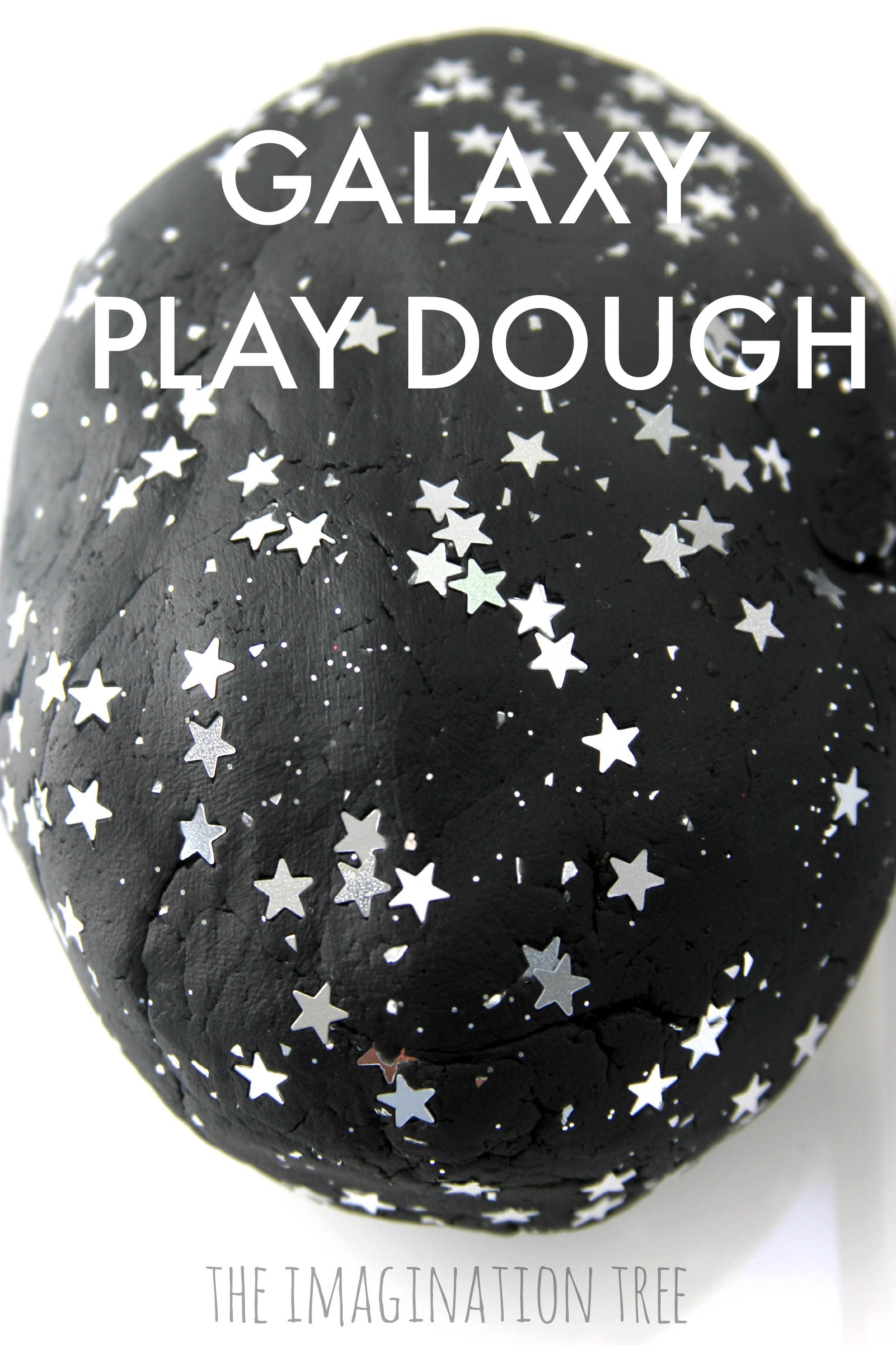 Galaxy Play Dough And Space Small World The Imagination Tree