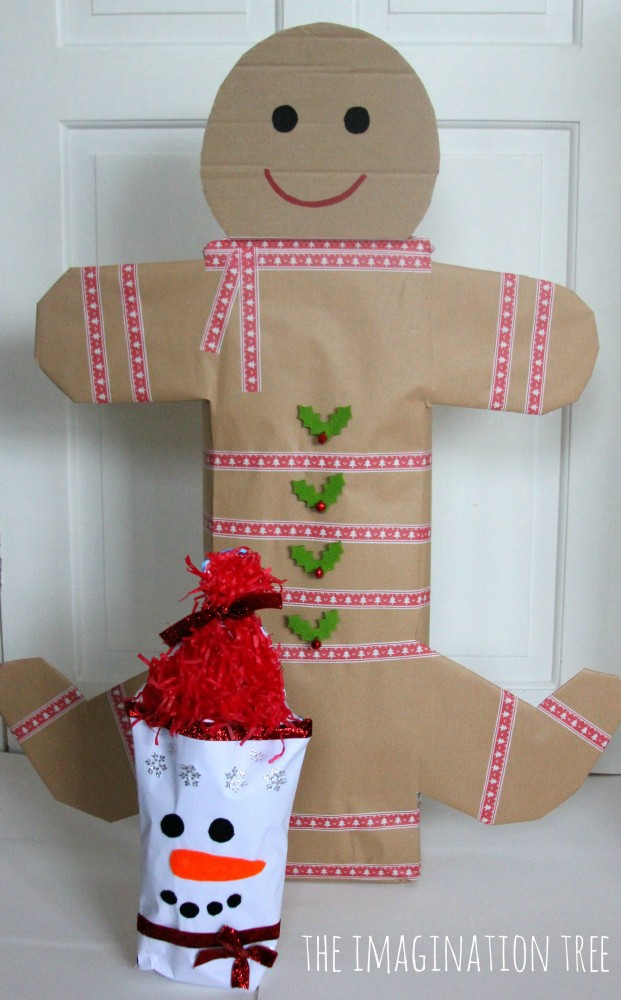 Creative Gift Wrapping for Kids: Share the Magic of Giving - The ...