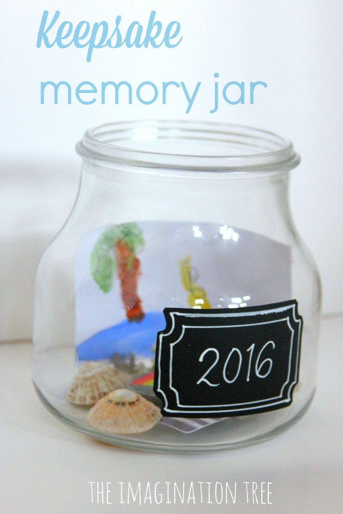 Keepsake Memory Jar Tradition