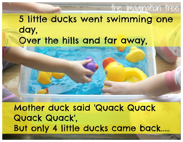 5+little+ducks+song