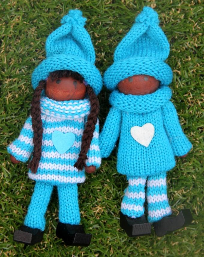Blue kindness elves for sale