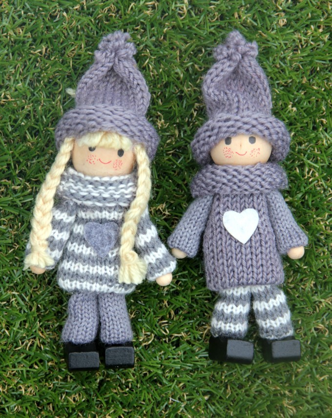 Grey kindness elves set for sale