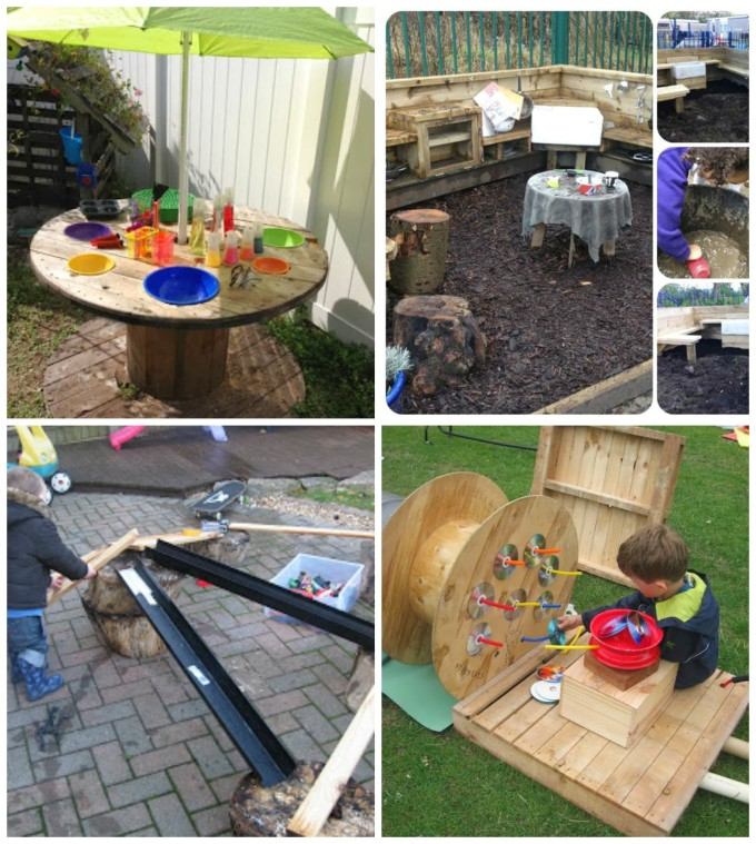 Inspiring Backyard Play E Ideas
