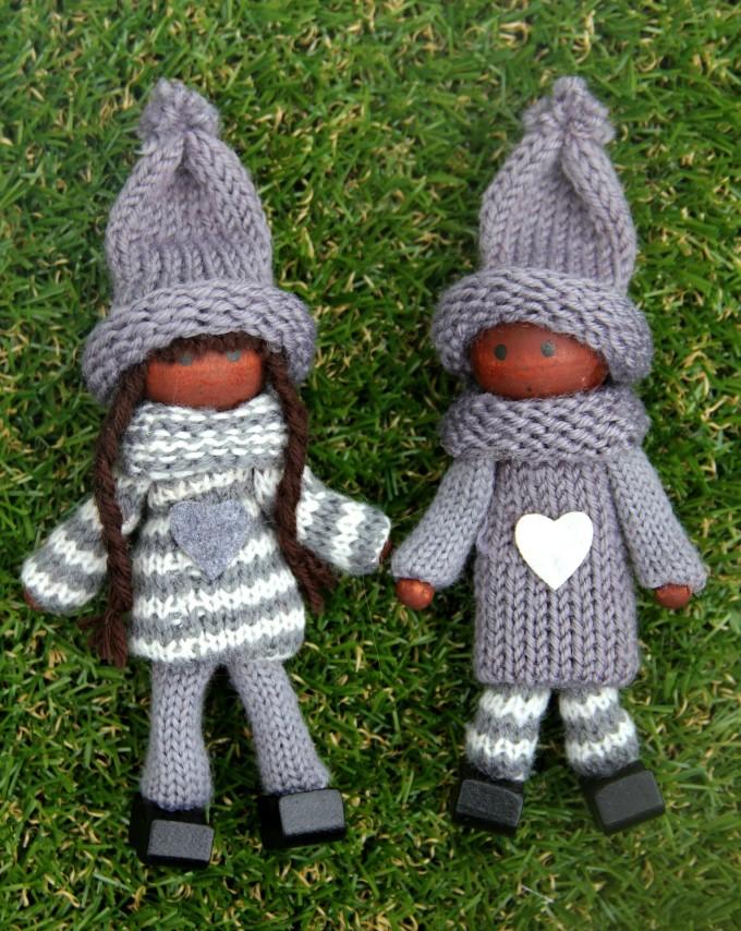 Grey kindness elves