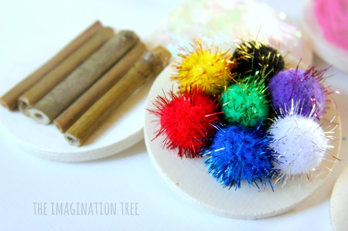 DIY sensory blocks for babies and toddlers