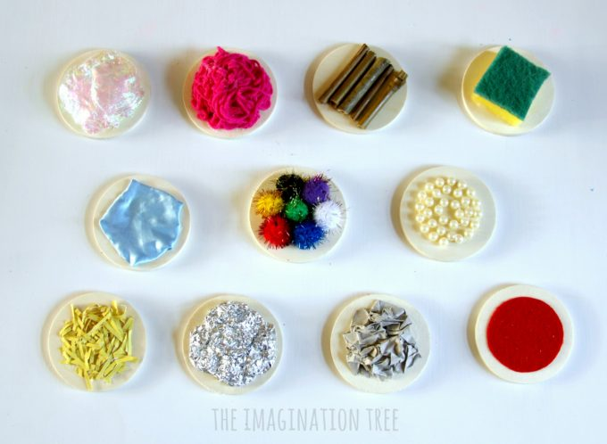 Toys For Infants >> DIY Sensory Mats for Babies and Toddlers - The Imagination ...