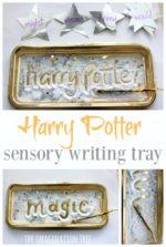 Harry Potter Sensory Writing Tray
