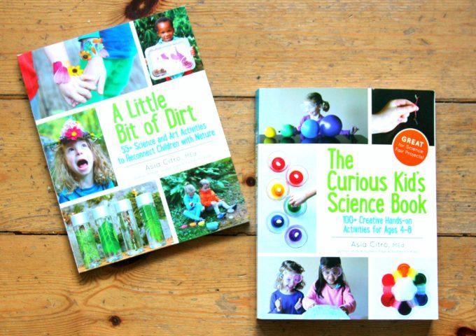 Brilliant science books for kids by Asia Citro