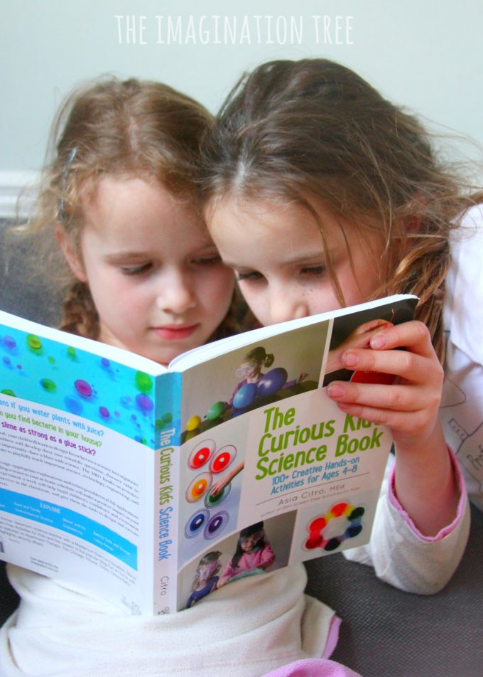 Fabulous science books for kids!