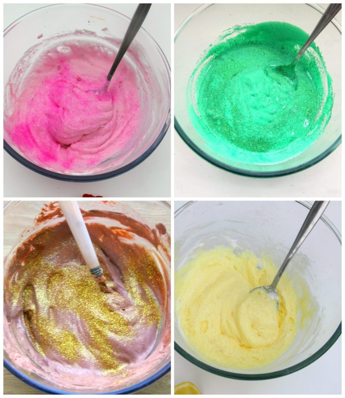 Scented puffy paint recipes for creative play