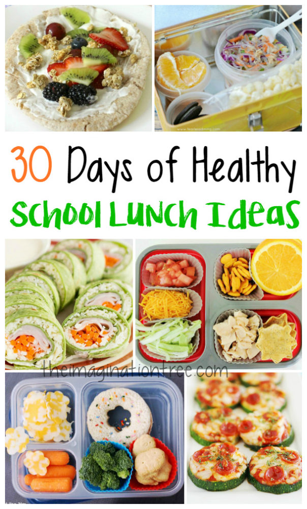 30 healthy lunch box ideas one for each day of the month the if you enjoyed these 30 healthy lunch box ideas then youll also like our healthy snack ideas for kids too there are some brilliant ideas from around the forumfinder Image collections