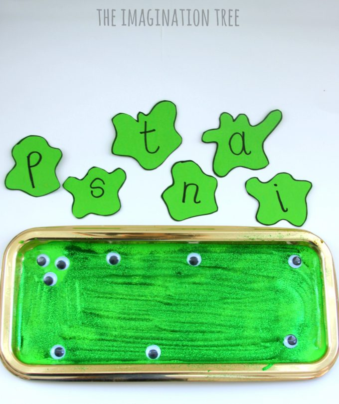 monster-slime-sensory-writing-tray