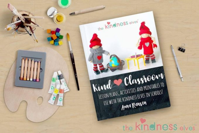 Kind Classroom eBook teaching resource for using the Kindness Elves in classrooms!