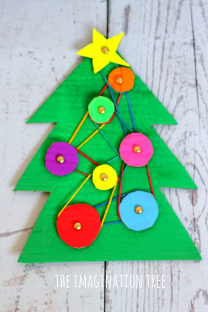 christmas-tree-geoboard-fine-motor-activity