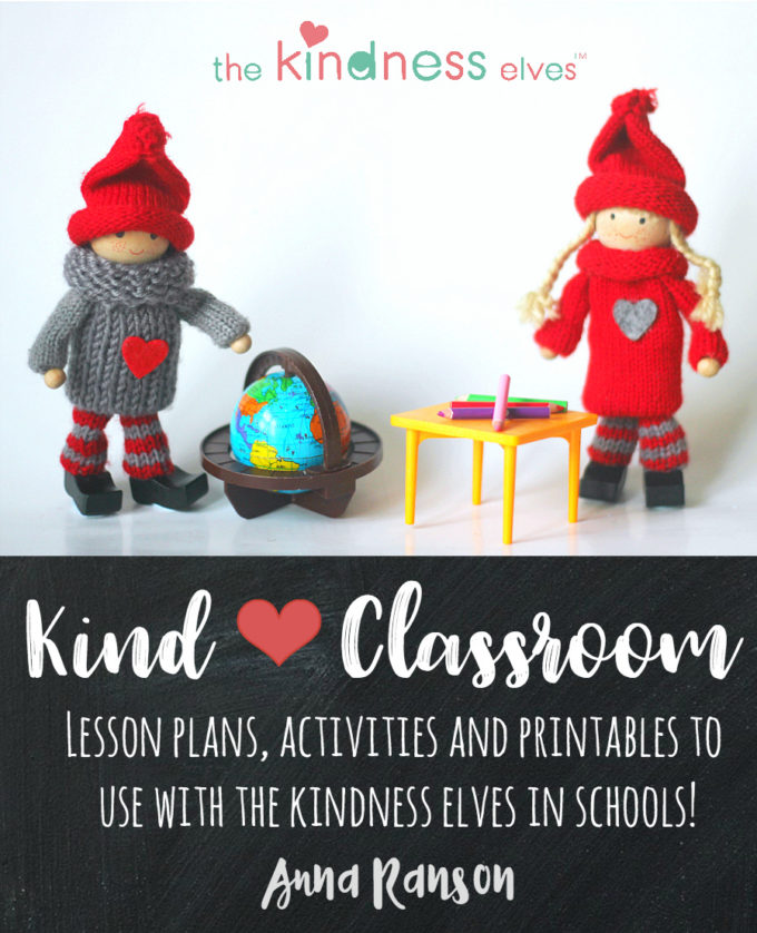 Kind Classroom eBook for the Kindness Elves!