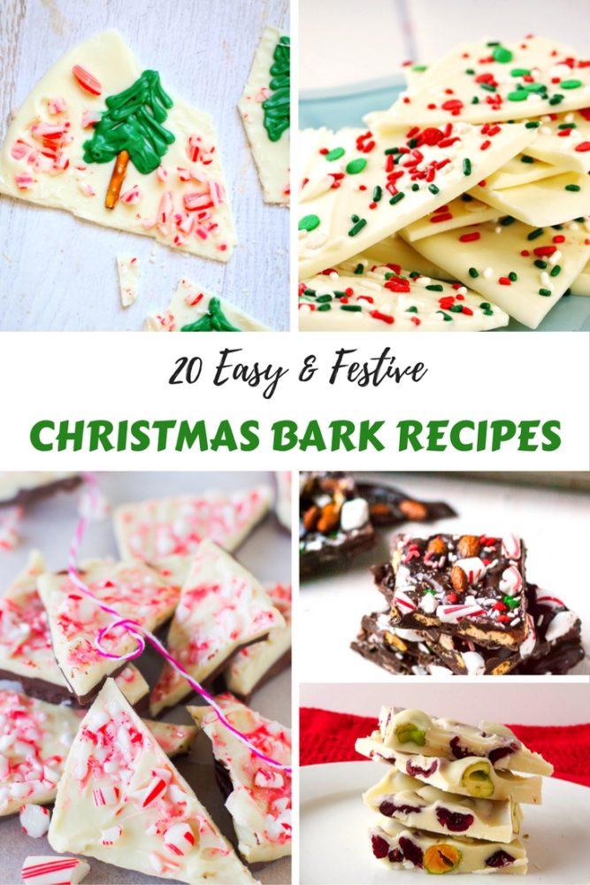 Christmas Bark.20 Christmas Bark Recipes The Imagination Tree