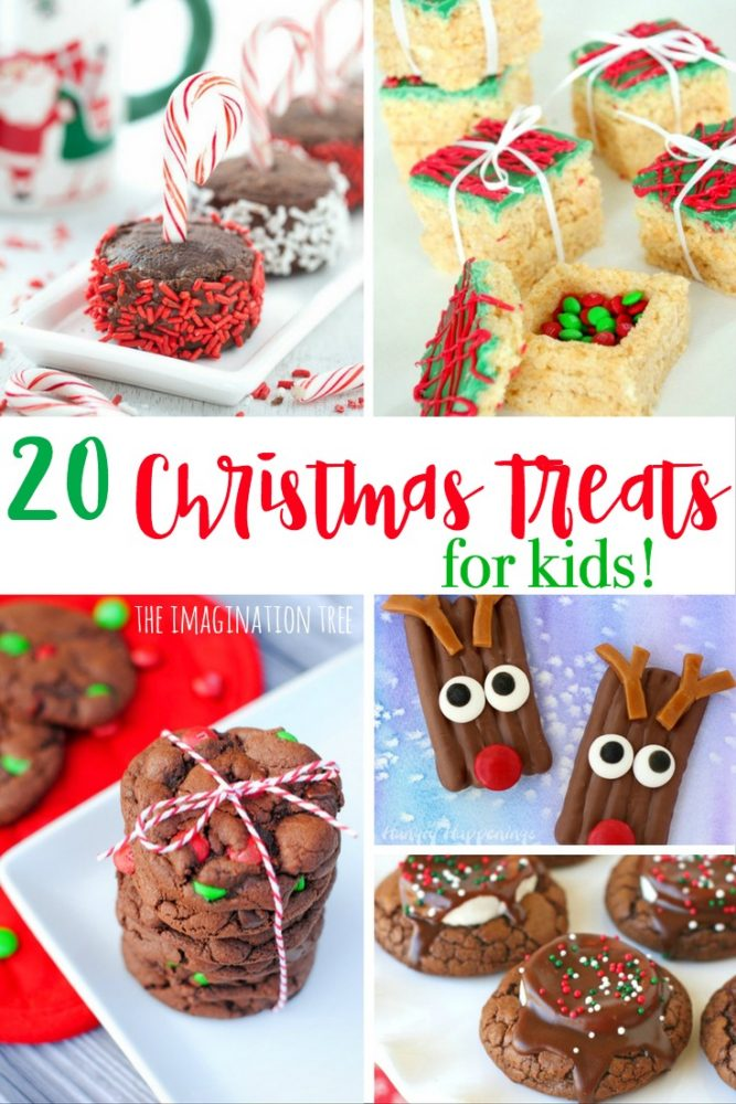 20 Christmas Treats for Kids! - The Imagination Tree