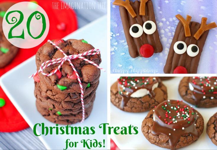 20 Christmas Treats for Kids!