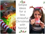 10 Top Tips for the Busy Parent to Stay Strong over Christmas! #ad