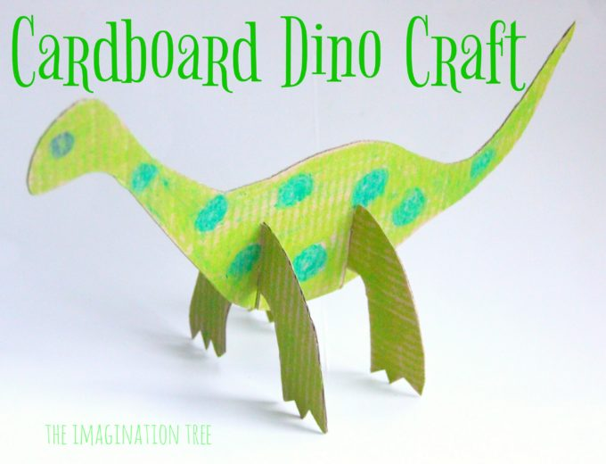 Cardboard Crafts For Preschoolers