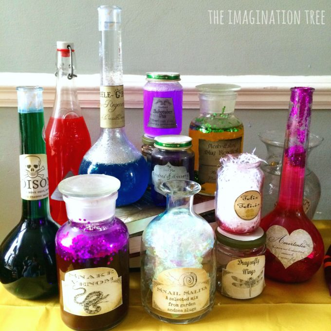 Harry Potter Potions Cl Science Activity The