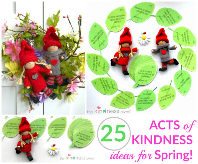 25 Spring Acts Of Kindness Ideas For Kids The Imagination Tree