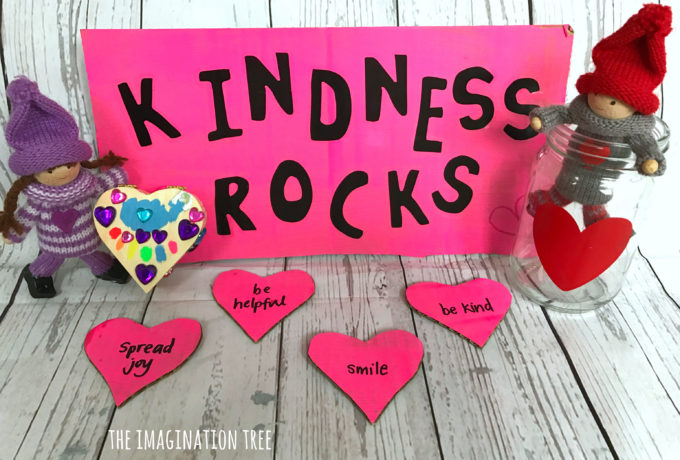 Kindness elves birthday party ideas the imagination tree