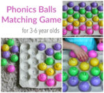 Phonics Ball Games