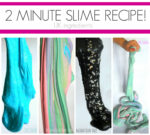 Easy UK slime recipe!