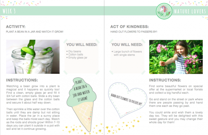 Camp Kindness Empathy Based Summer Activities For Kids  on Is Kindness Taught Or Are We Born With It