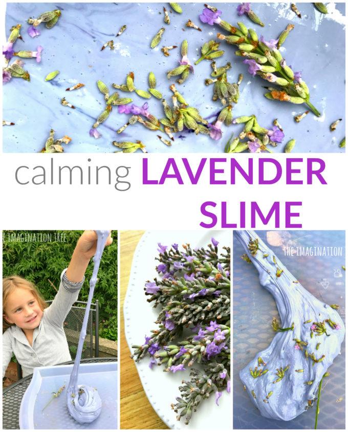 Easy UK slime recipe!  The Imagination Tree