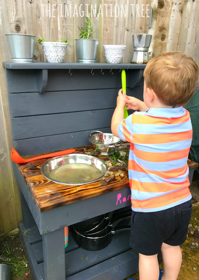 Mud Kitchen Ideas Eyfs.The Benefits Of Mud Kitchens The Imagination Tree