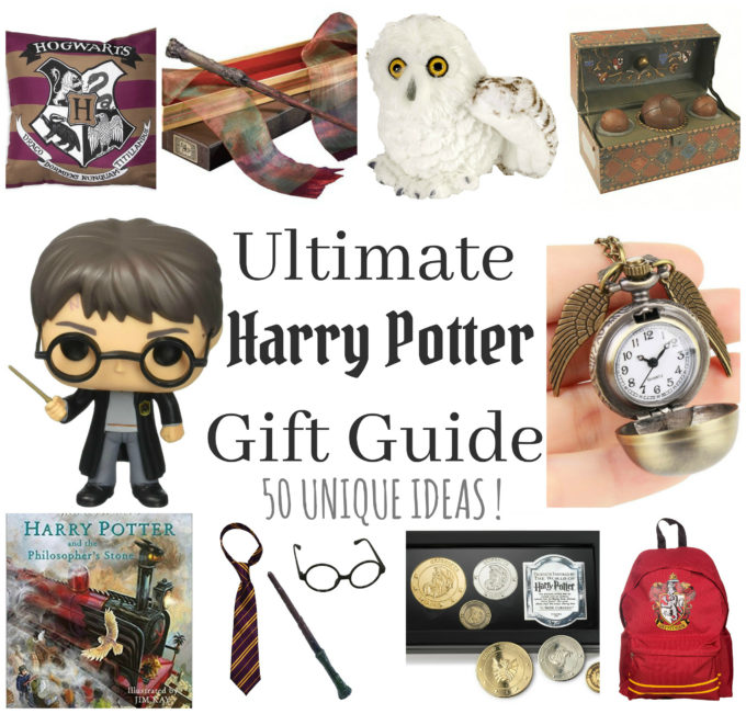 The ultimate Harry Potter Gift Guide for kids!