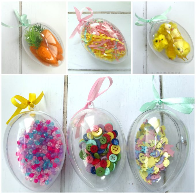 Easter Sensory Eggs for Baby and Toddler Play