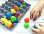 Number Bonds to 10 Egg Game