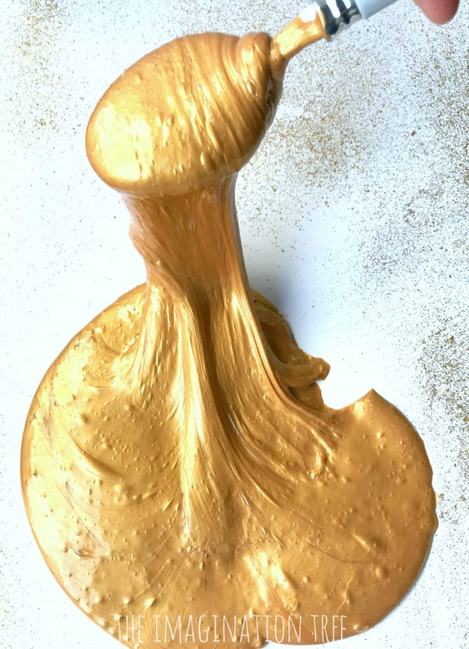 Liquid Gold Slime Recipe!