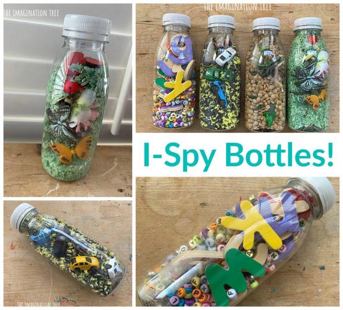 I Spy Bottles