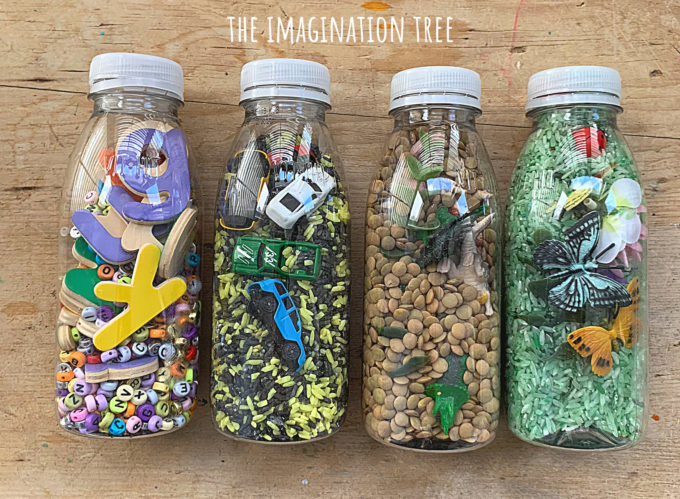 I-Spy Bottles The Imagination Tree