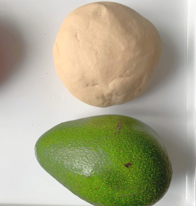 Natural Dyes for Play Dough - The Imagination Tree
