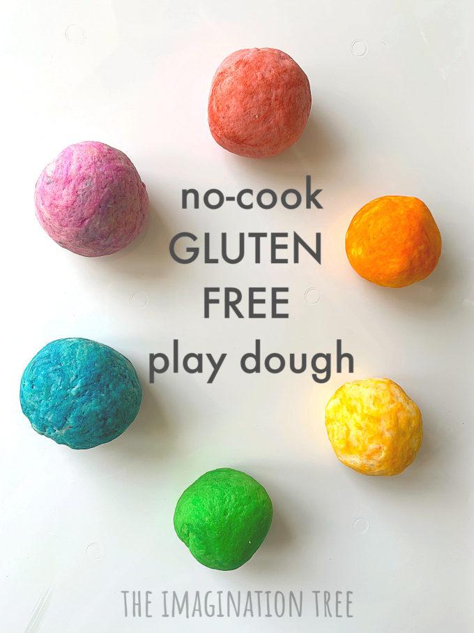 Gluten Free Play Dough Recipe