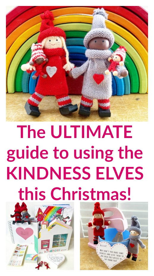 The Ultimate Guide to the Kindness Elves!