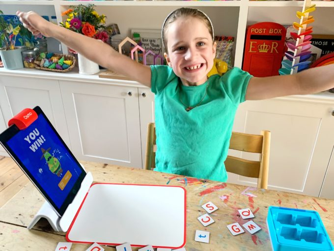 Osmo Interactive Learning Games for Kids!