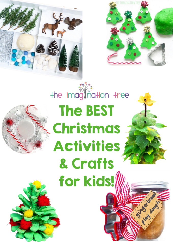 best christmas activities and crafts for kids